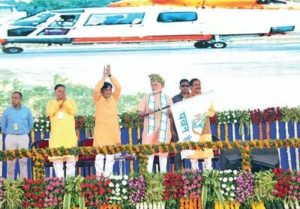 Pawan Hans – Air services to Diu, Daman to cut travel time, boost tourism